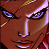 katarik: DC Comics: Kara, Infinite Holiday Special, about to drop the dude (Don't play mind games with a crazy chick)