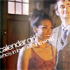 "avendya: Martha Jones, captioned with ""calendar girl"" (Doctor Who - calendar girl)"