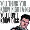 dine: (nightwing - misbegotten)