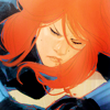 monanotlisa: Comics Natasha Romanoff from the Noto run <3 looking at her target, red hair a fierce cloud around her face (natasha determined - black widow)
