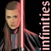 sharpest_asp: Lady Vader (Leia) with saber (Michelle and Jordana)