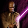 sharpest_asp: Mace Windu with saber (Star Wars: Mace)