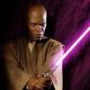 sharpest_asp: Mace Windu with saber (Star Wars: Mace)