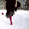 italianka: (босиком по снегу)
