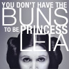 anghraine: leia c. anh; text: you don't have the buns to be princess leia (leia [buns])