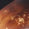 hokuton_punch: Screenshot of Mars from Phobos, taken in the video game Destiny. (destiny mars)