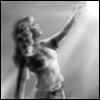 jjhunter: b&w girl reaching toward ball of light (hallelujah)