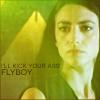 funktagious: (kick ass aeryn)