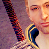 mitsubachi: Anders from Dragon Age smiling (Dragon Age 2 - Anders smile)