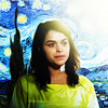 isleofapples: (the 100 // maya (starry night))