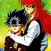 seagull2eagle: (mine! - Hiei and Kurama)