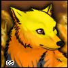 tarnera: (Malk flame wolf)