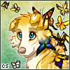 tarnera: (Butterfly Dog)