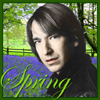 chazpure: young snape in spring with bluebells (snape - spring)