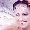 anaraine: Padmé smiling, dressed in white with a tiara across her brow. ([star wars] a smile like the sun)