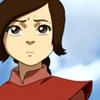 """toran: Avatar: Ty Lee looking unsure. From the episode """"Boiling Rock, Part 2"""". (dunno)"""