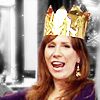 blue_rampion: Donna Noble with a party hat on her head (Party time)