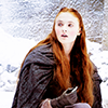 theladyofwinterfell: (kissed by fire)