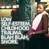 schmevil: (tara (low self-esteem))