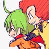 lommy: aaron & flint → pokémon (sinnoh remakes when)