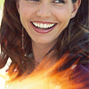 cora: Charisma Carpenter with flash of light on the bottom (Default)