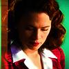 goodbyebird: Agent Carter: Peggy looking down. (Agent Carter)