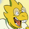 sciencelizard: (« [Enthusiastic] Everything's Comin Up A)