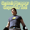 greenman: (Captain Hammer - Corporate Tool)