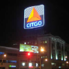 kareila: the famous Citgo Sign in Kenmore Square outside Fenway Park (boston)