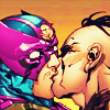 redconfession: ([Marvel] Daken Kiss)