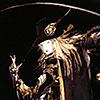 beautifulyouth: Artist: Yoshitaka Amano. sword fencing. (let us duel.)