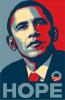 kareila: the Obama Hope poster (obama)