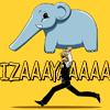 kei_mai: (Shizu-chan - IT'S A FREAKIN' ELEPHANT :D)