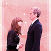 annariel: Picture of Clara Oswald and the Twelfth Doctor (Who:Clara/Twelve)