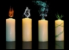 altars_and_shrines: (four elements candles)