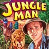nightdog_barks: 1930s movie poster of Buster Crabbe and a lion (Movie Poster -- Jungle Man)
