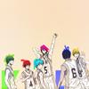 tyene: @ aubedelune (anime ☇kuroko no basket)