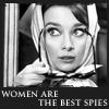 wendelah1: (women are the best spies)