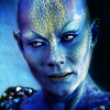 nightscale: Favourite blue lady (Farscape: Zhaan)