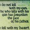 sonneillonv: (Kill with my gun)