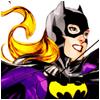 navaan: (DC BatgirlStephanie smiling)