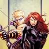 navaan: (Marvel Clint/Natasha)