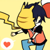 koyuki: (pokemon 」 pikachu likes your face)