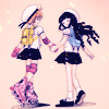 escaliers: by wistful_icons on LJ ([CCS] Princesses)
