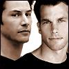 zillah_fic: (Mark and Keanu)