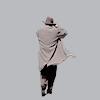 nightdog_barks: The character Geordie Keating from Grantchester walking away (Geordie Walking Away)