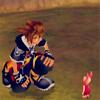 notzubats: Sora talking to Piglet (I've seen some fucked up shit Piglet)