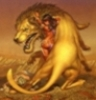 thuviaptarth: golden thuvia with six-legged lion (Default)