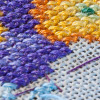 moreteadk: A close up of some cross-stitch (Cross-stitch)