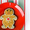 sheikah: (Christmas: Gingerbread Man)